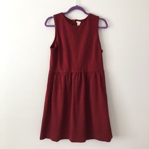 J. Crew Maroon Dress